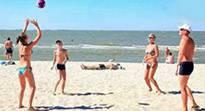 Пляжный волейбол во Ейске